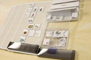 自閉症 視覚支援 カレンダー スケジュール 絵カード 視覚支援 autism scedule board calendar